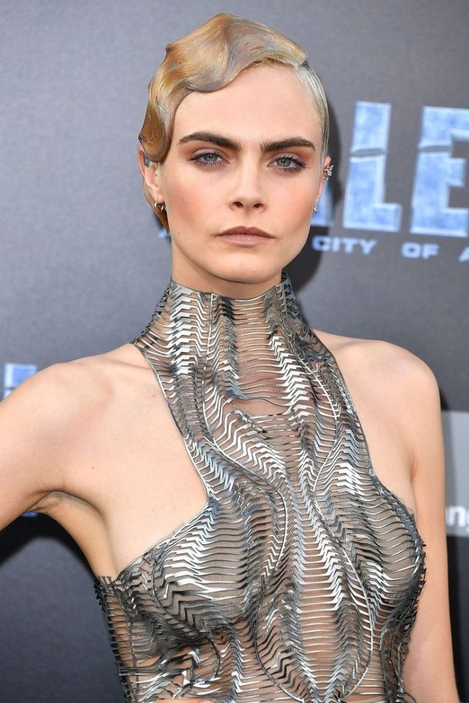 Cara Delevingne Oops Moment Pictures