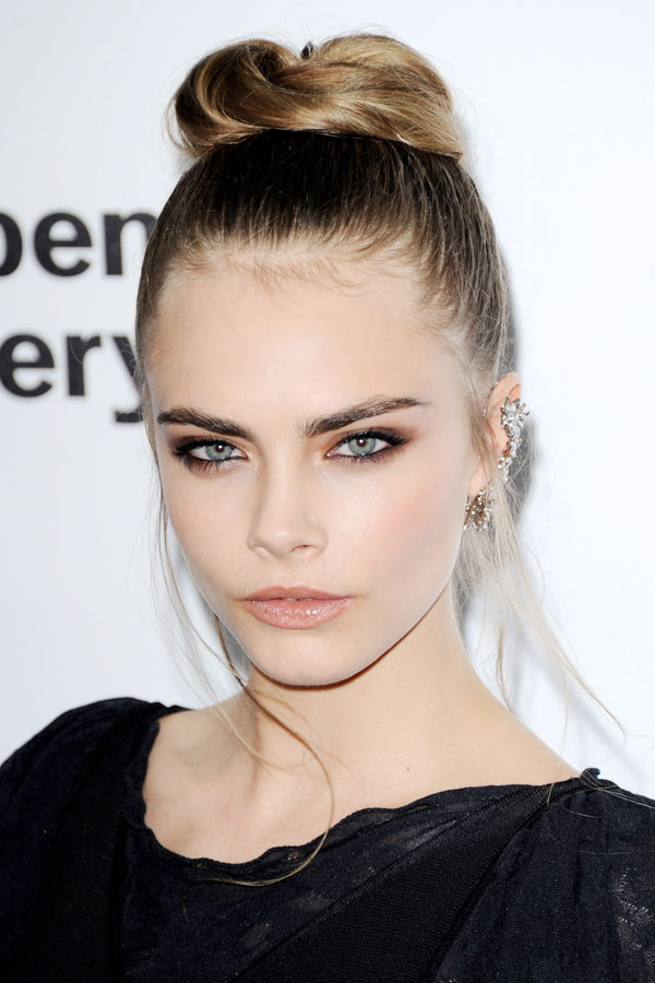 Cara Delevingne Without Makeup Pictures