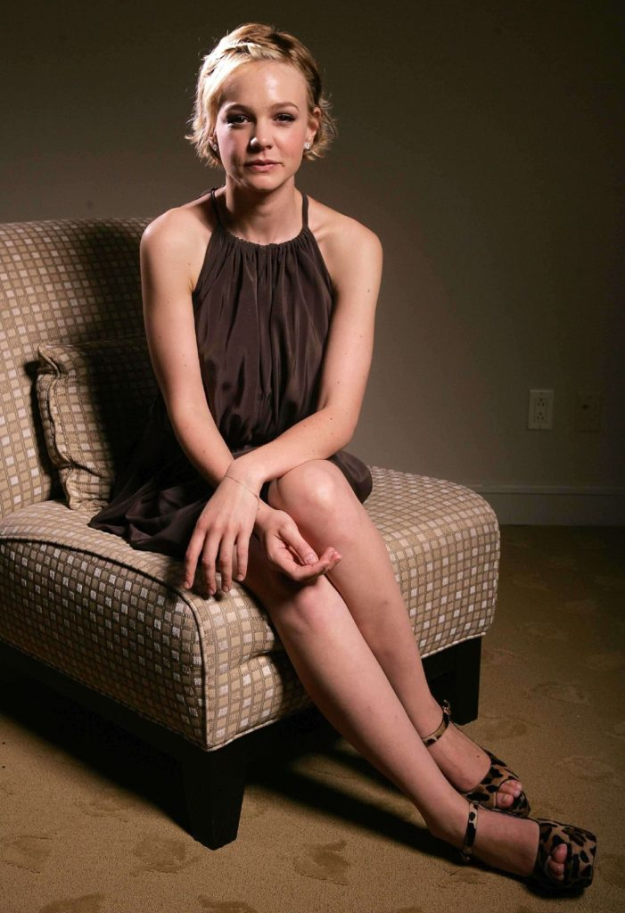 Carey Mulligan Muscles Photos