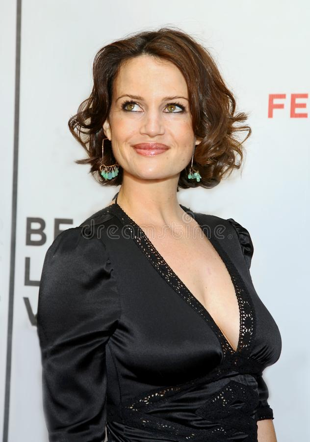 Carla Gugino Hot Pictures