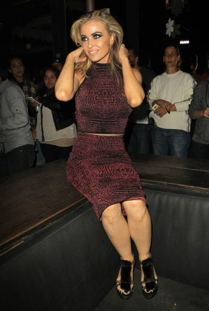 Carmen Electra Feet Pictures