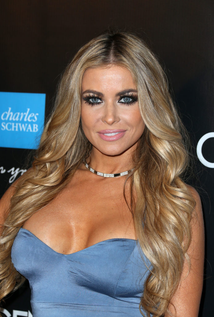 Carmen Electra Tattoos Pictures