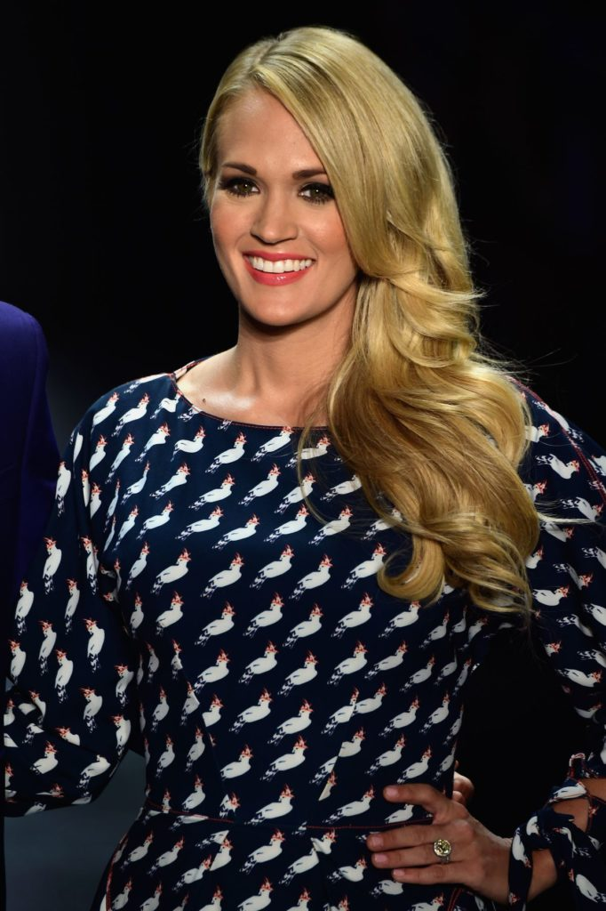 Carrie Underwood Hair Style Pics