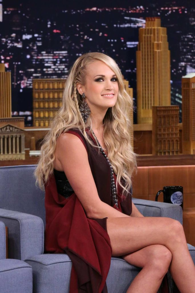 Carrie Underwood Lingerie Pictures
