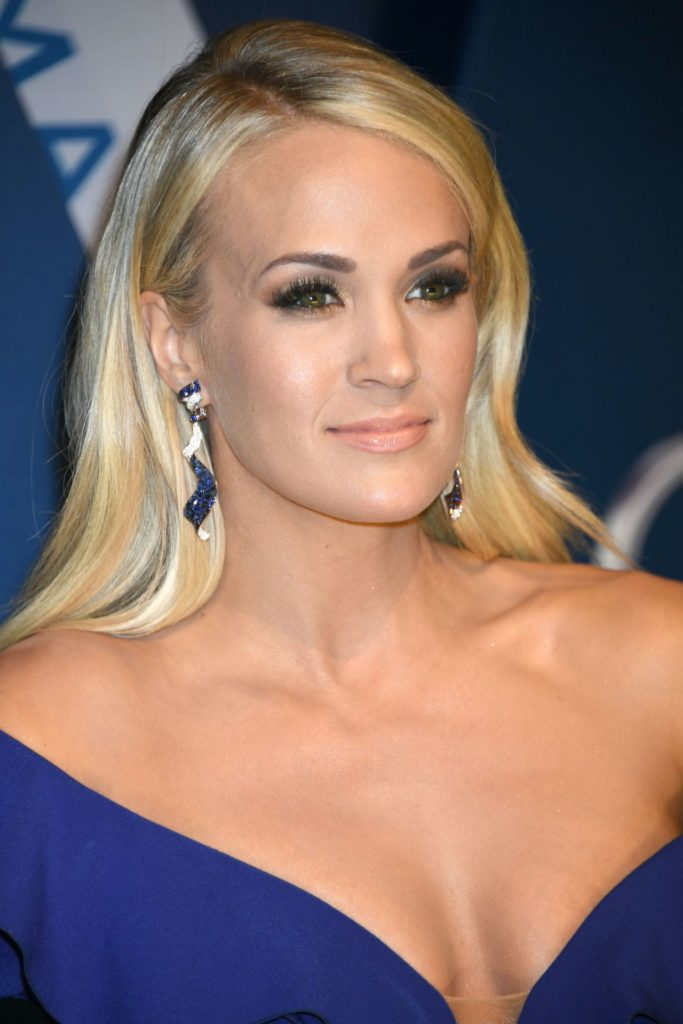 Carrie Underwood Tattoos Pictures