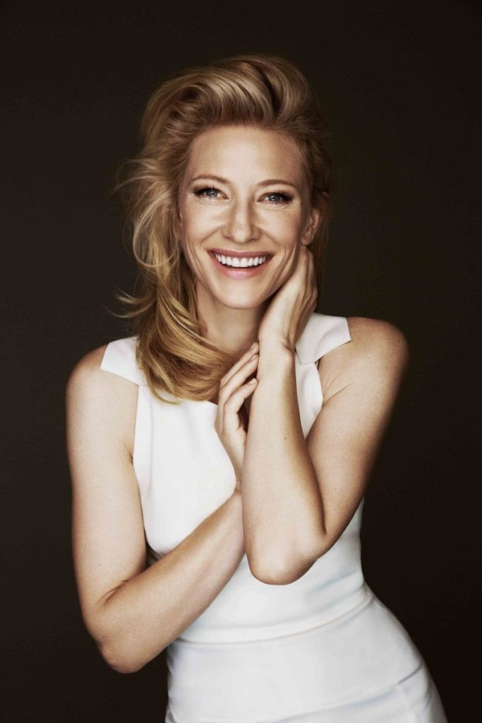 Cate Blanchett Makeup Pictures