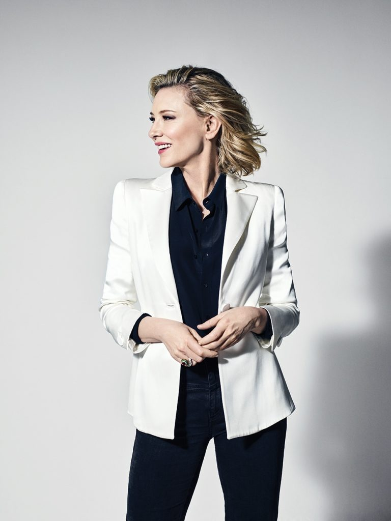 Cate Blanchett Sexy Wallpapers