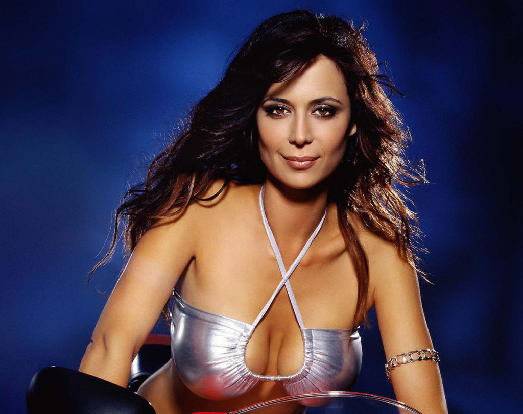 Catherine Bell Boobs Wallpapers