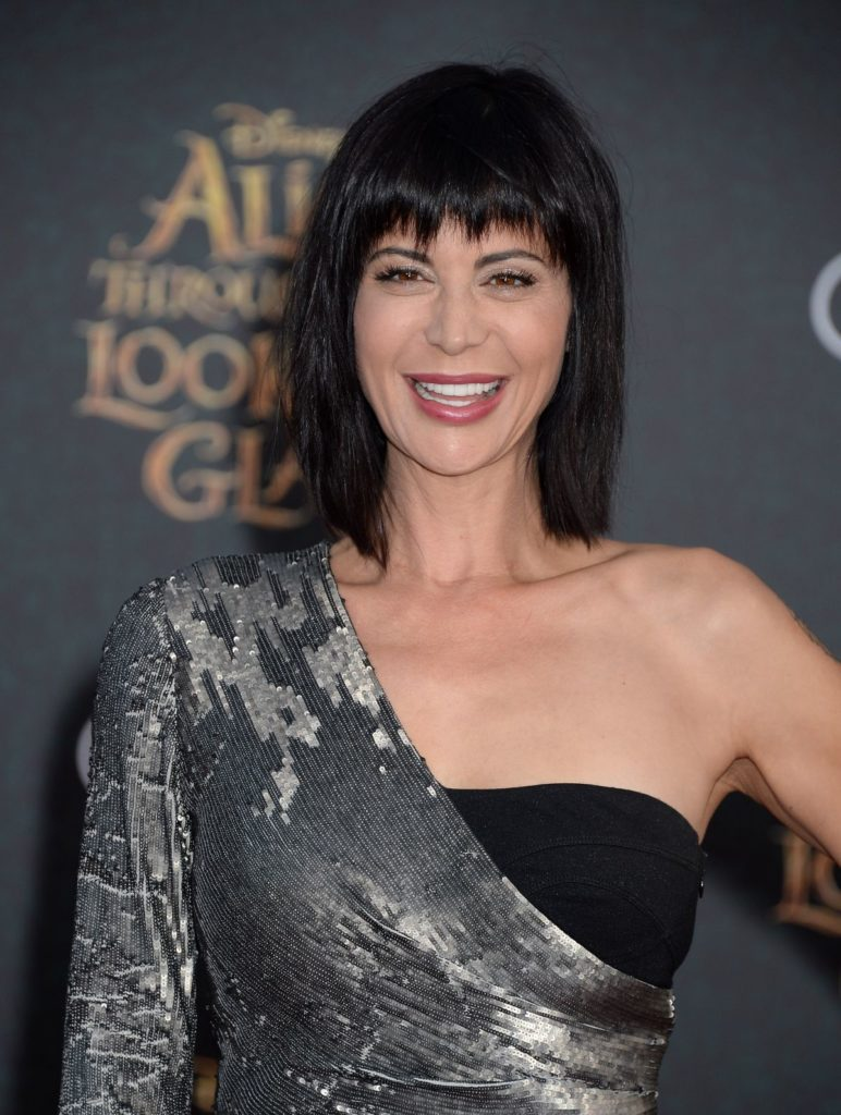 Catherine Bell Cute Wallpapers