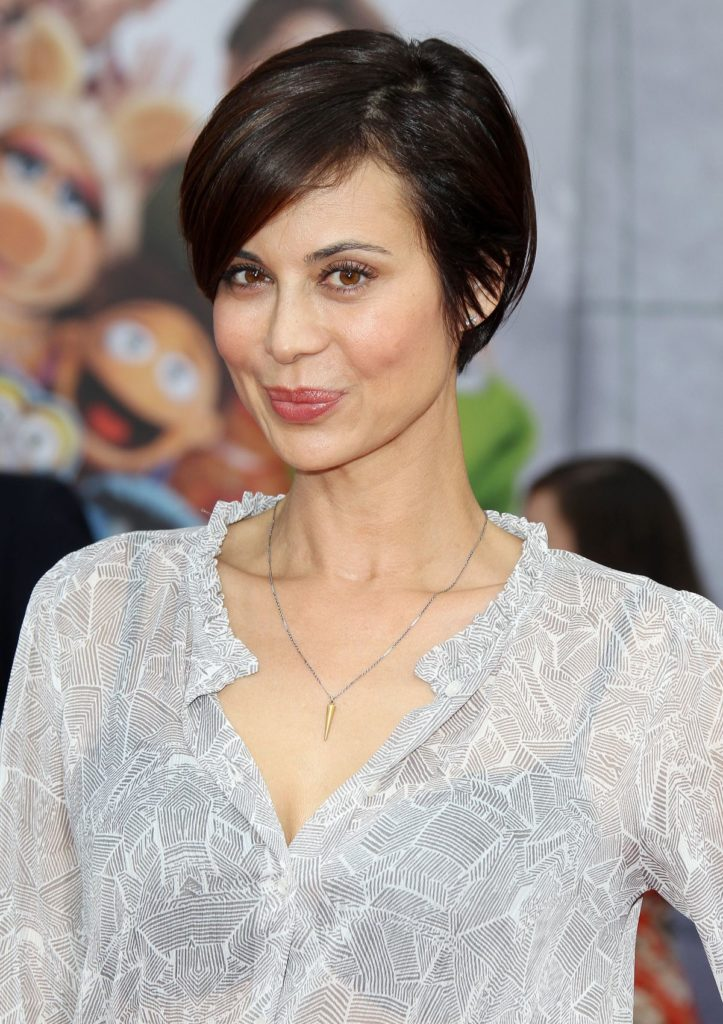 Catherine Bell Makeup Pictures