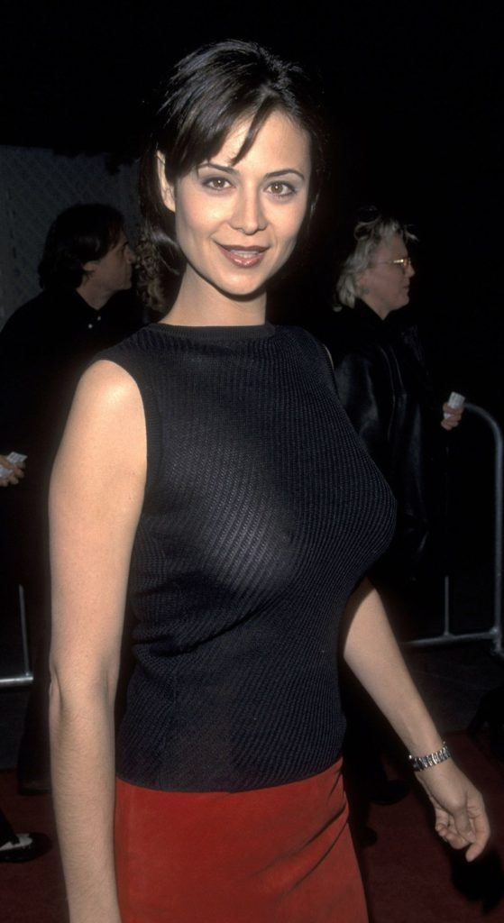 Catherine Bell Muscles Images