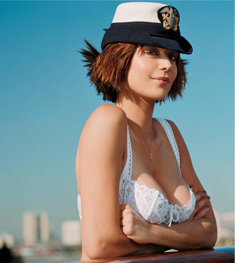 Catherine Bell Short Hair Images
