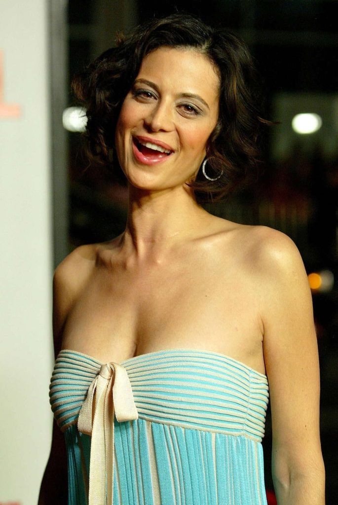 Catherine Bell Smile Face Wallpapers