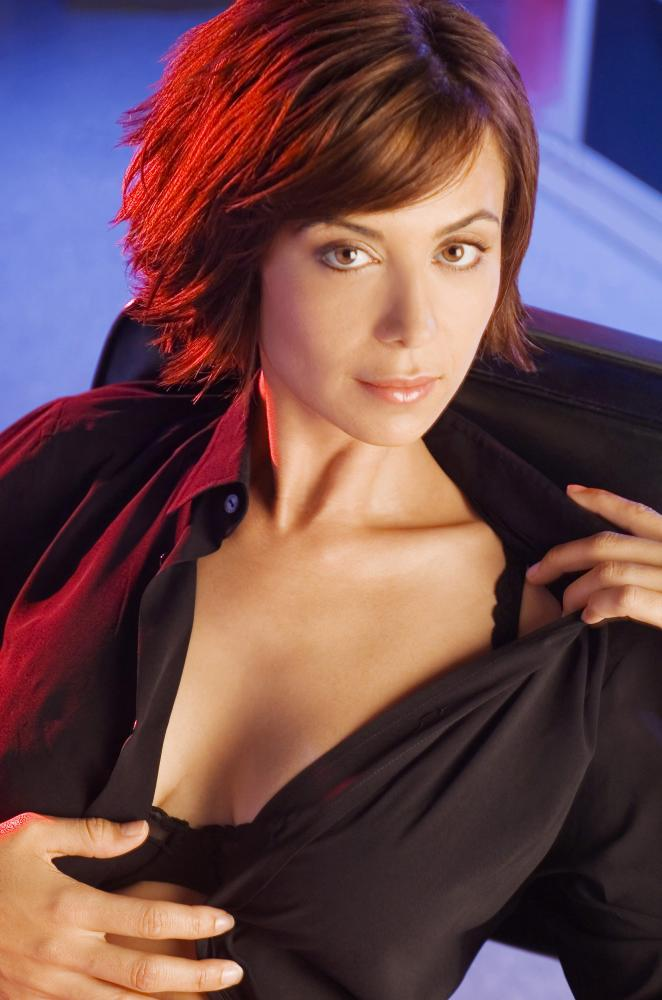 Catherine Bell Smileing Pictures