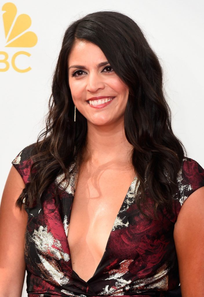 Cecily Strong Braless Images
