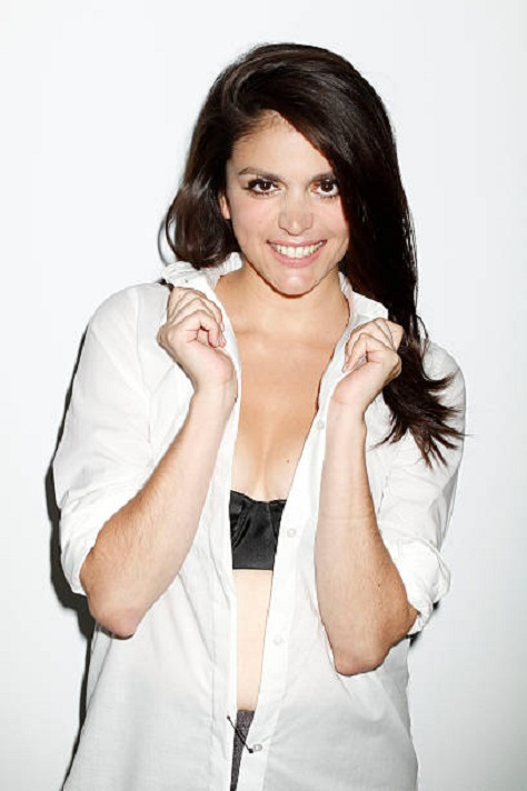 Cecily Strong Makeup Pictures