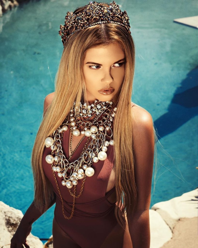Chanel West Coast Images