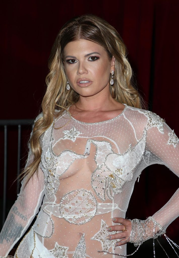 Chanel West Coast Leaked Pics