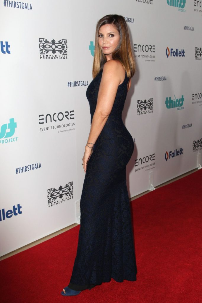 Charisma Carpenter Oops Moment Images