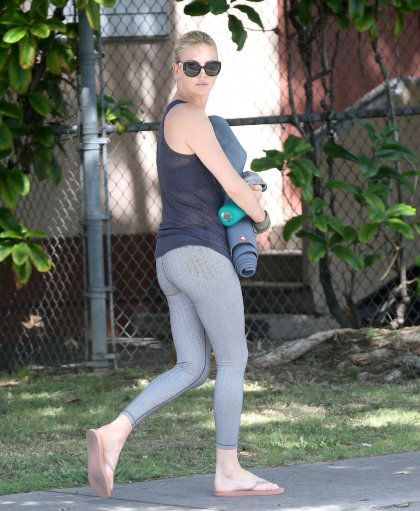 Charlize Theron Leggings Images