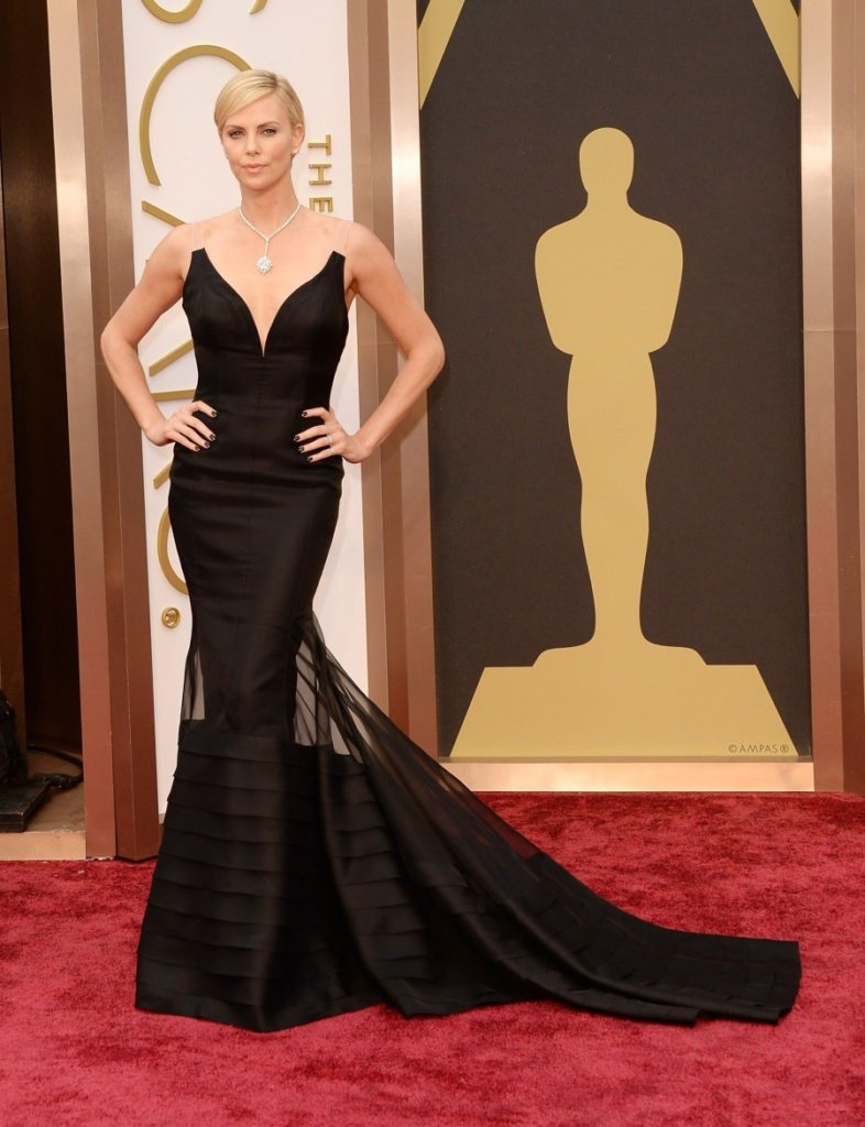 Charlize Theron Makeup Pictures
