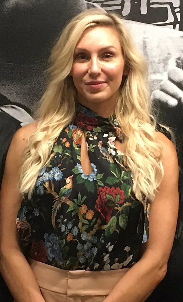 Charlotte Flair Bold Images