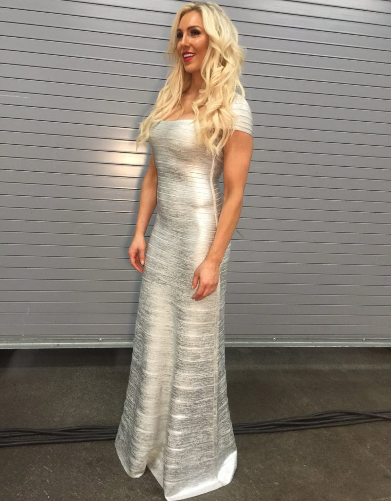 Charlotte Flair Cleavage Images