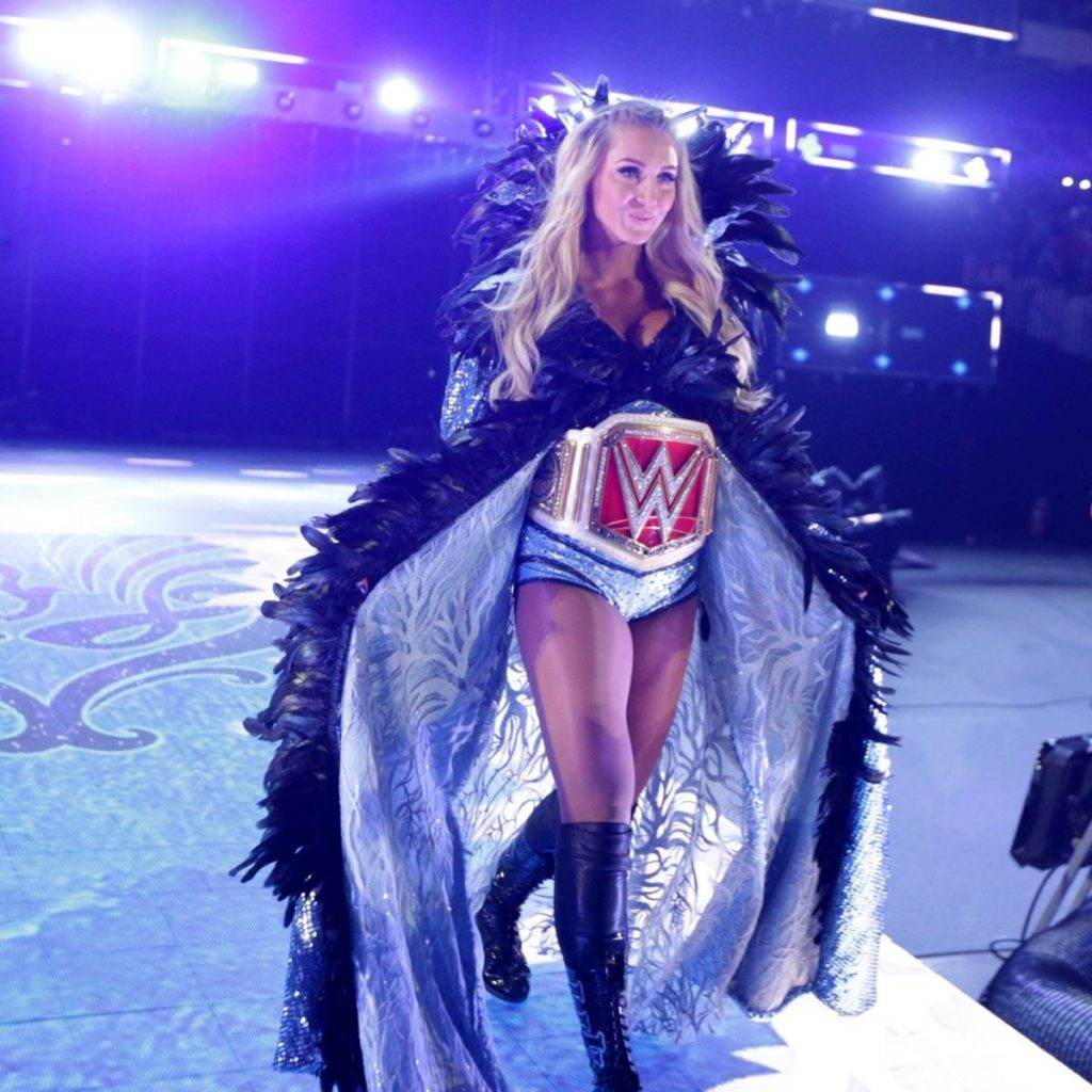 Charlotte Flair Legs Wallpapers