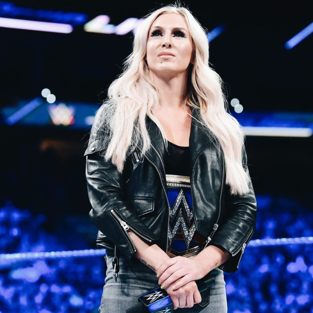 Charlotte Flair Oops Moment Pics