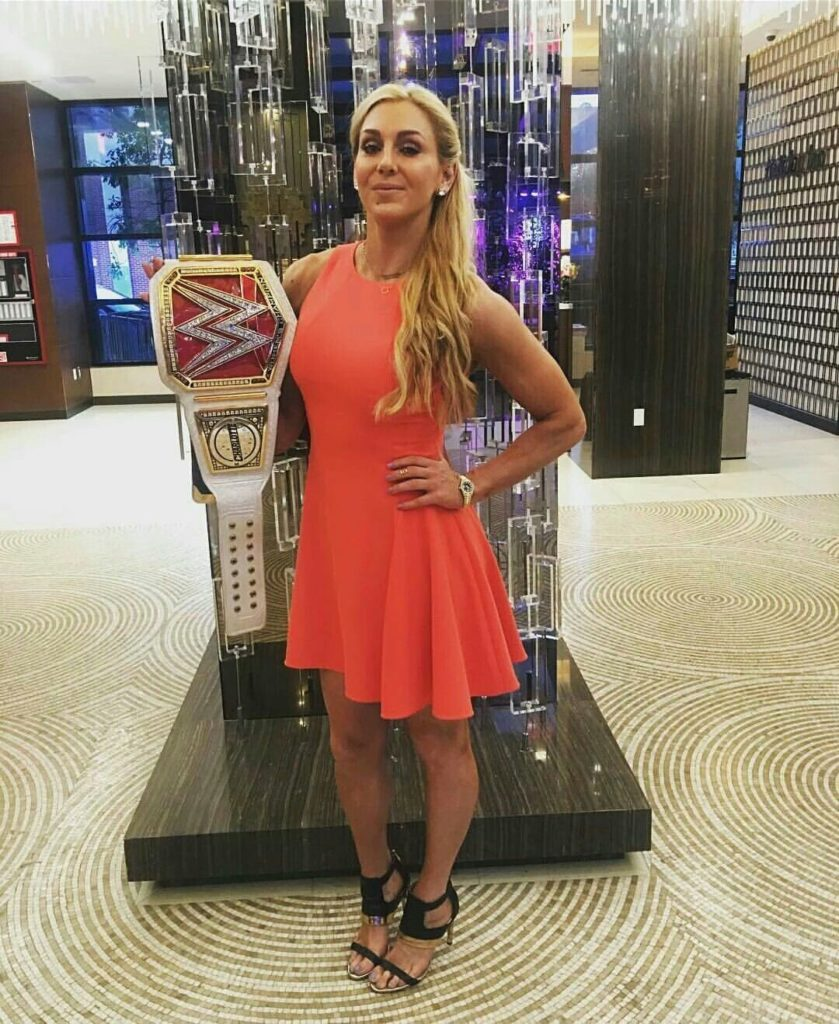 Charlotte Flair Thighs Pictures