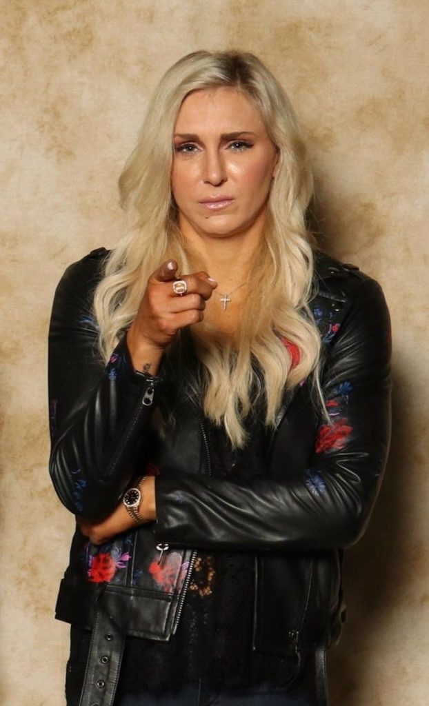 Charlotte Flair Without Makeup Pics