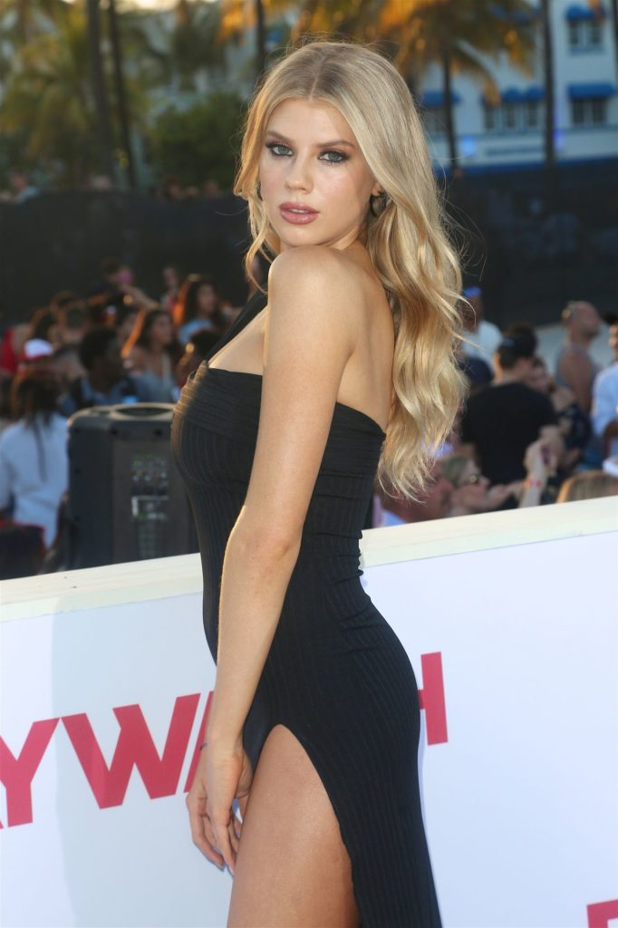 Charlotte McKinney Thighs Pictures