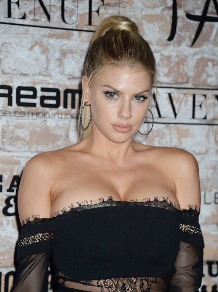 Charlotte McKinney Without Bra Images