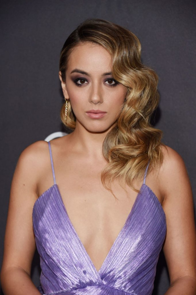 Chloe Bennet Boobs Pictures