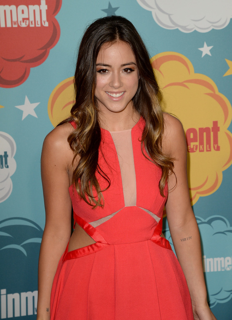 Chloe Bennet Cute Pictures