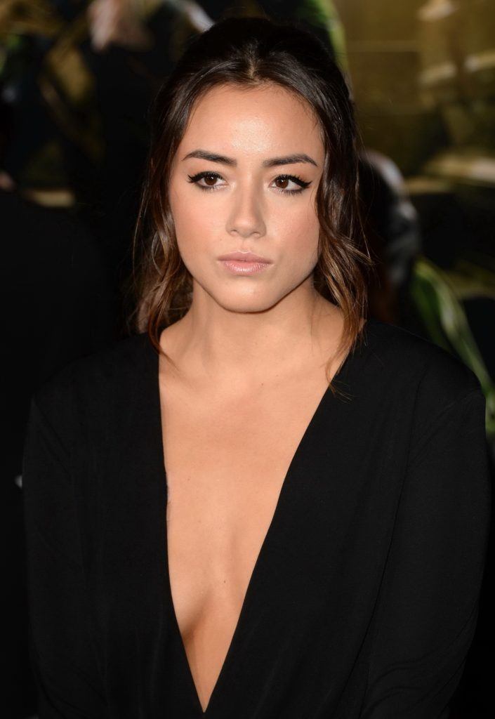 Chloe Bennet Without Makeup Pictures