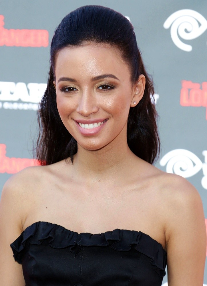Christian Serratos Cute Pictures