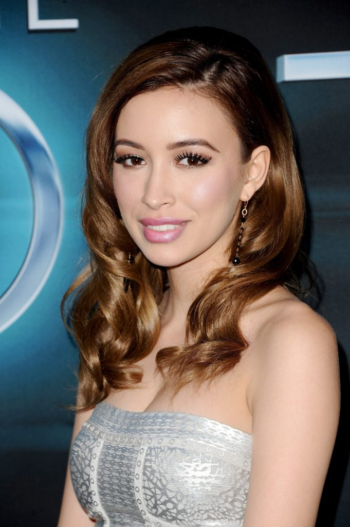 Christian Serratos Feet Pics