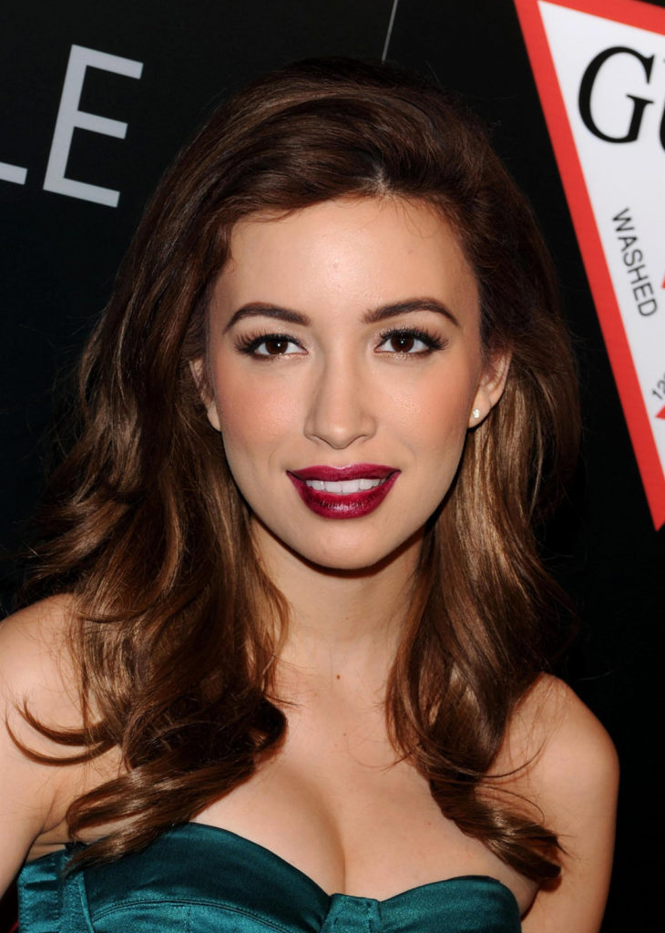 Christian Serratos Hair Style Wallpapers