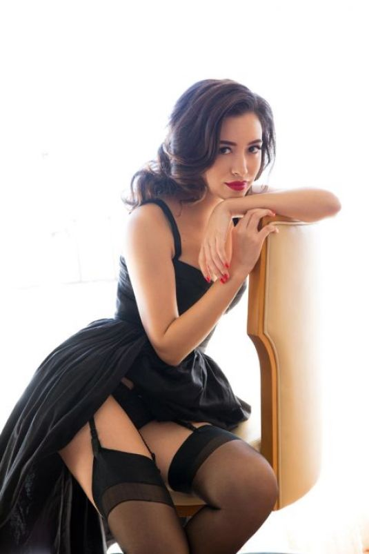 Christian Serratos Lingerie Pics