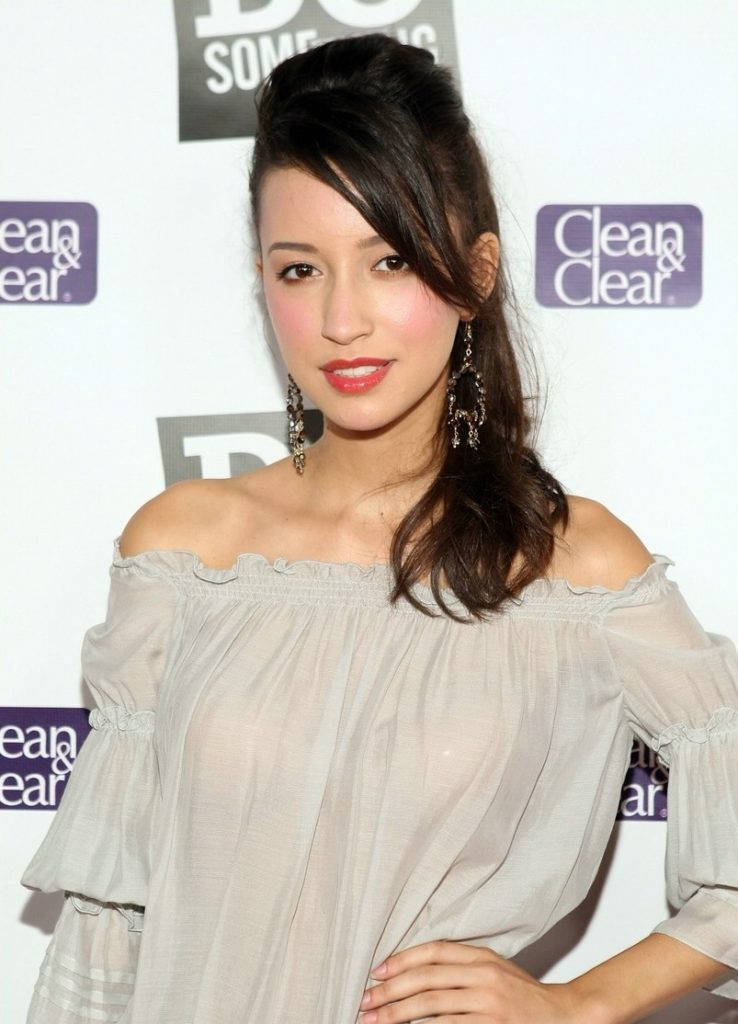 Christian Serratos Pics