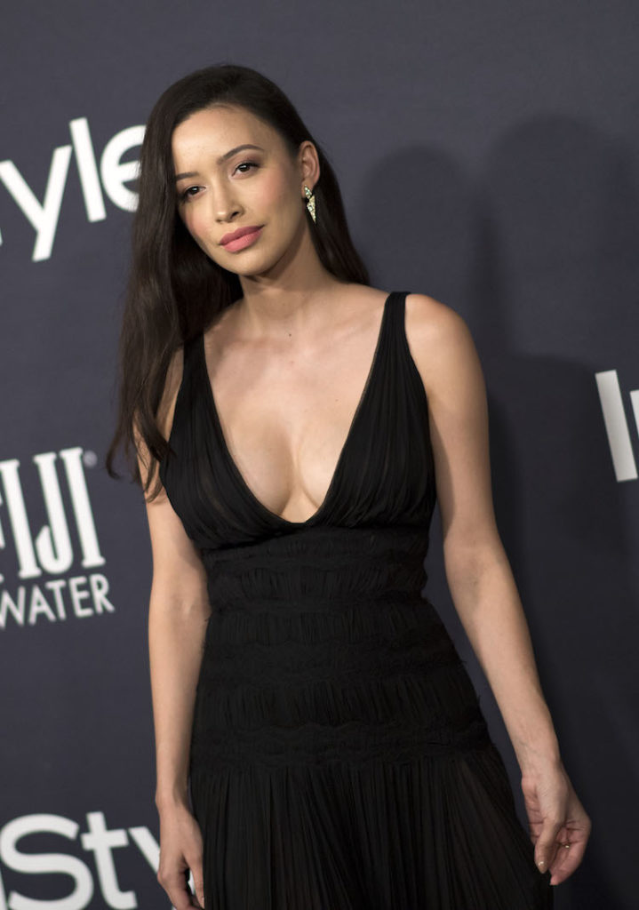 Christian Serratos Tattoos Pics