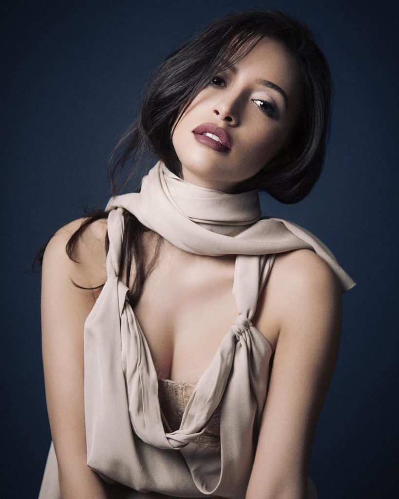 Christian Serratos Topless Images