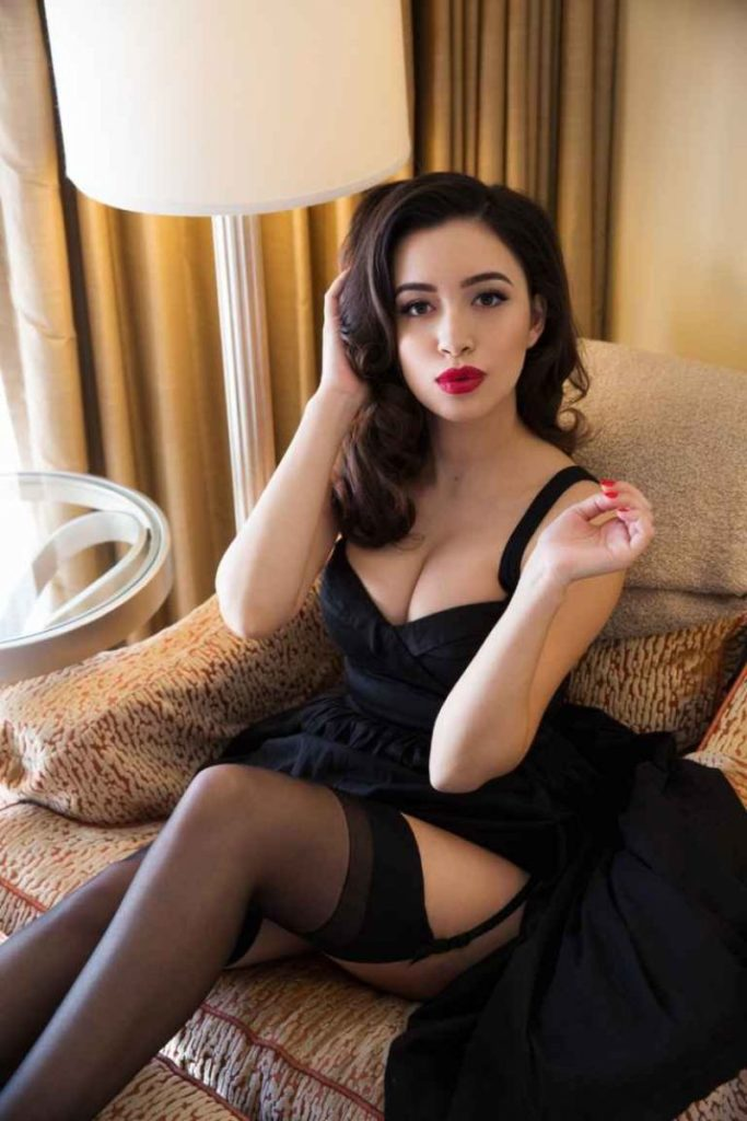 Christian Serratos Undergarments Pics