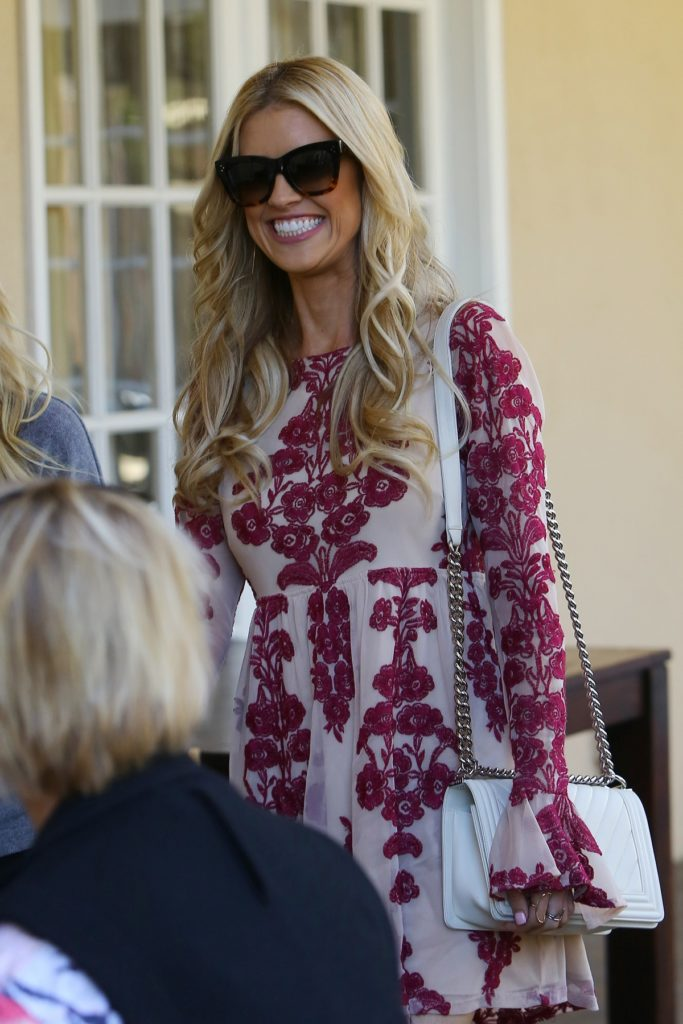 Christina Anstead Haircut Pictures