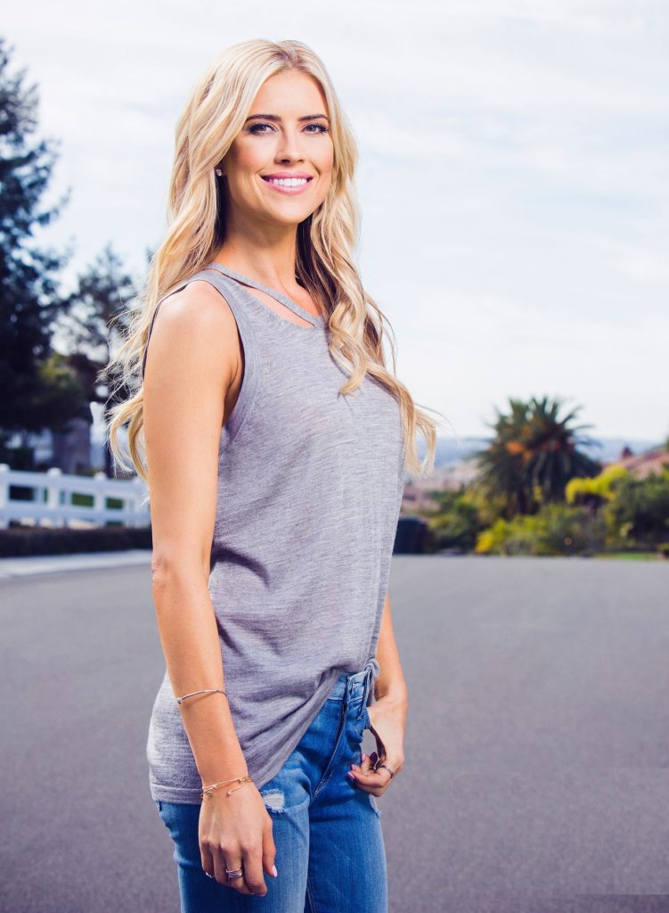 Christina Anstead Working Out Pictures