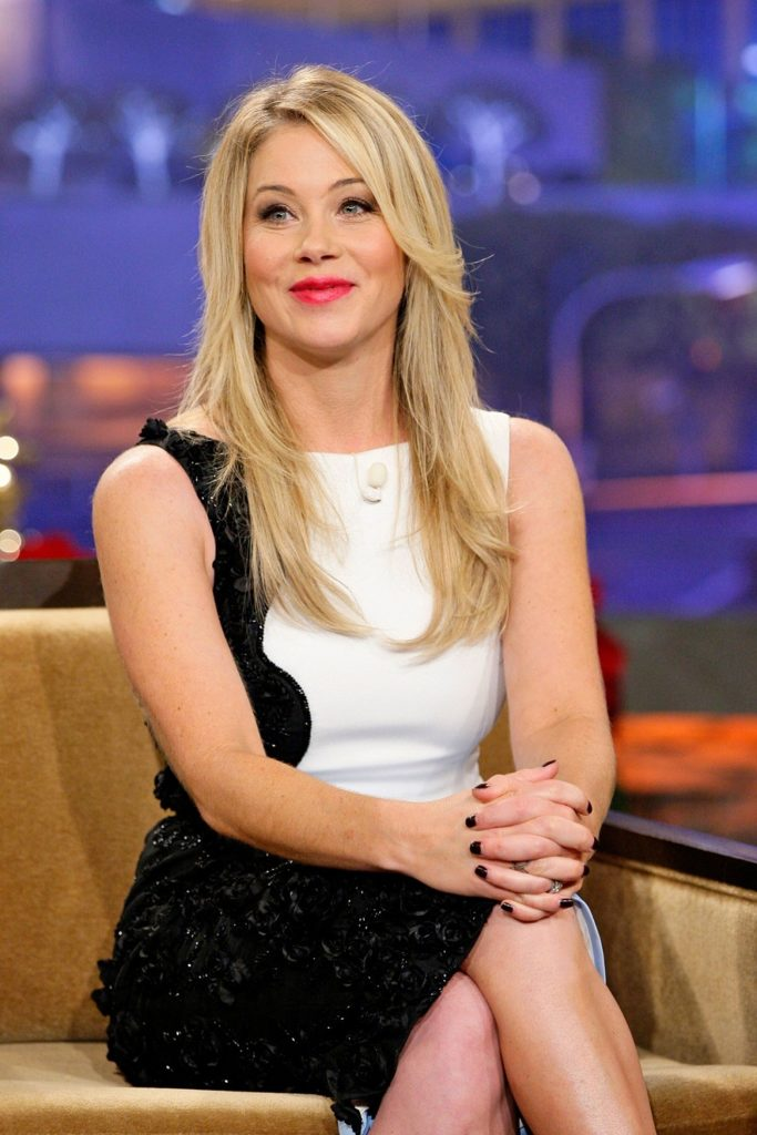 Christina Applegate Legs Photos