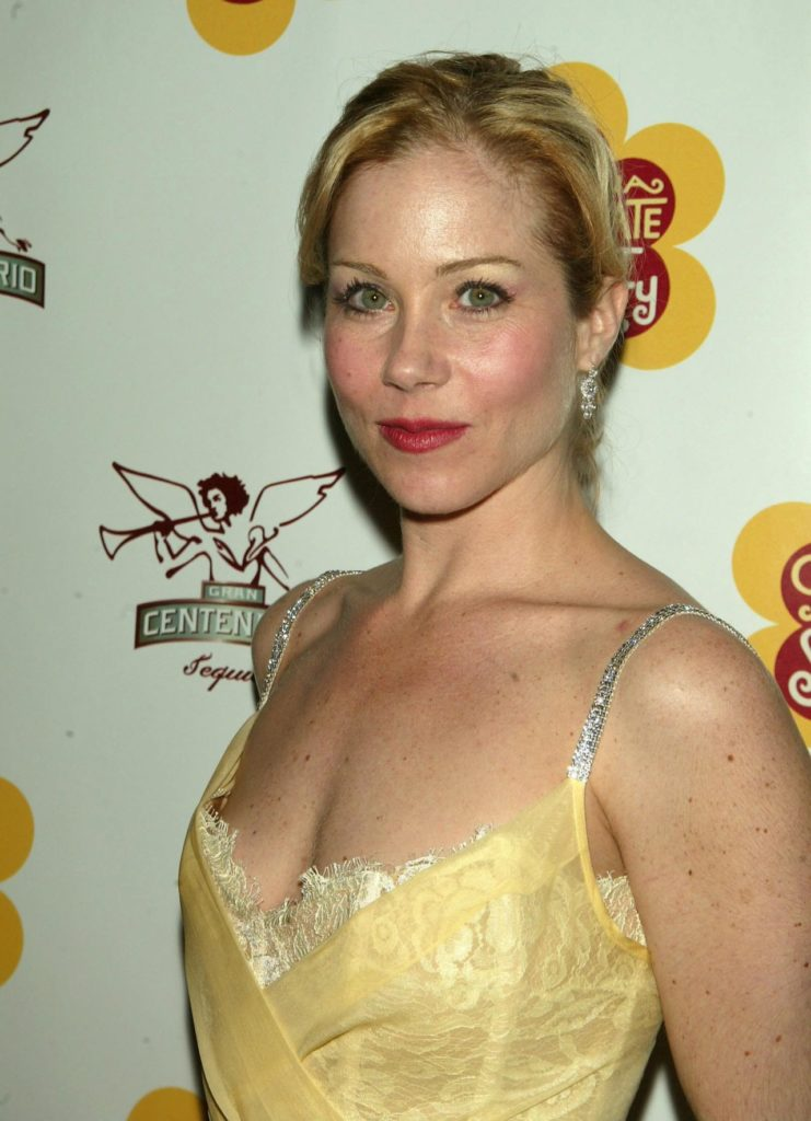 Christina Applegate Makeup Images