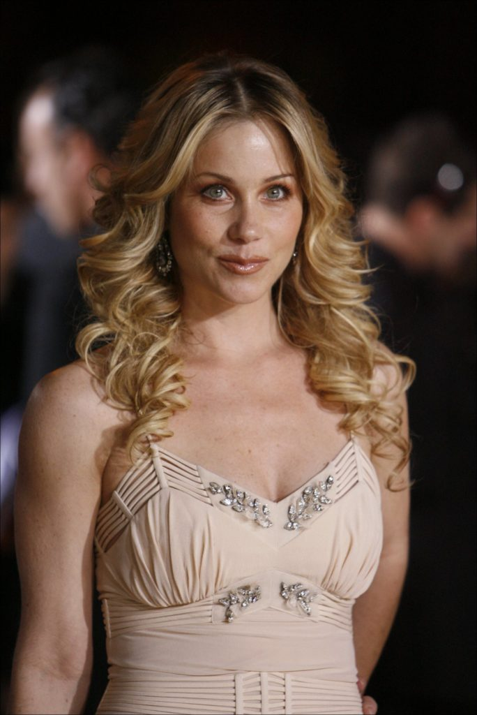 Christina Applegate Topless Images