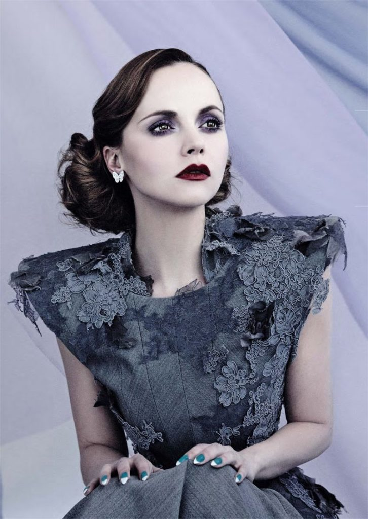 Christina Ricci Gown Pictures